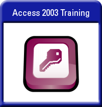 Microsoft Access 2003 Training
